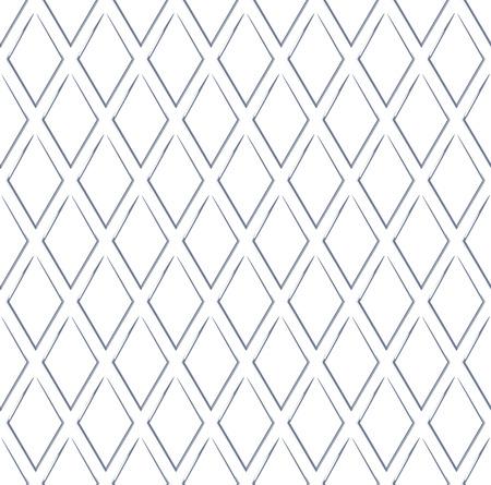 Seamless diamonds pattern. Illustration