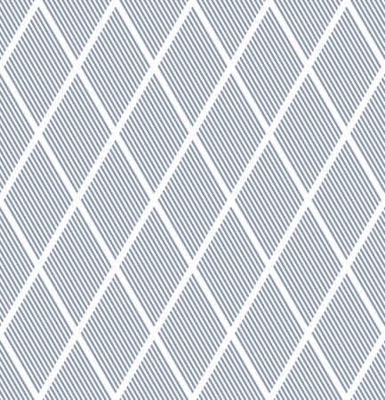 geometrical: Seamless diamonds pattern. Geometric striped lines texture. Vector art.