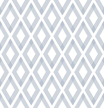stripe pattern: Seamless diamonds pattern. Geometric texture. Vector art.