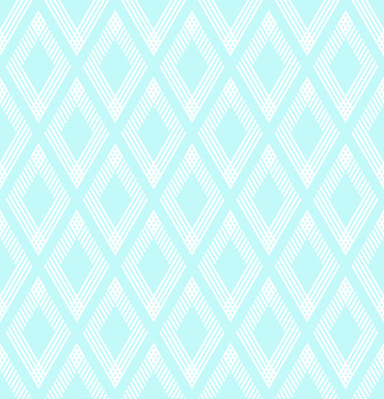 repeat texture: Seamless diamonds pattern vector illustration.