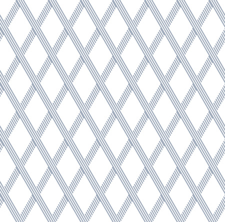 Seamless diamonds geometric pattern. Latticed texture. Illustration