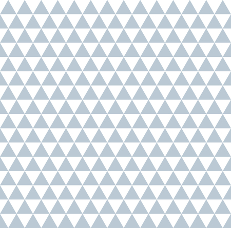 Seamless diamonds and triangle pattern. Vector illustration. Illustration