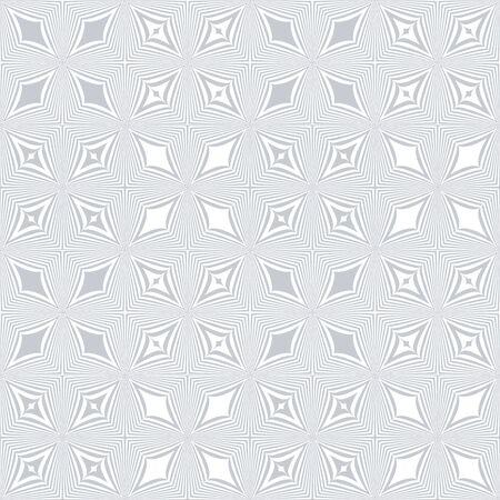 Geometrisch patroon. Stock Illustratie