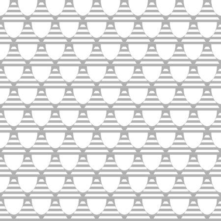 완벽 한 기하학적 인 패턴입니다. 벡터 아트입니다.
