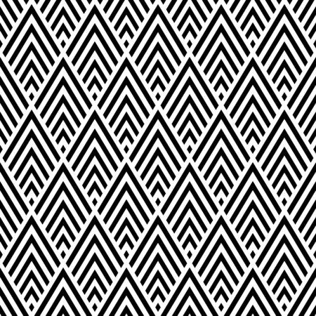 원활한 다이아몬드 형상 패턴입니다. 벡터 아트입니다.