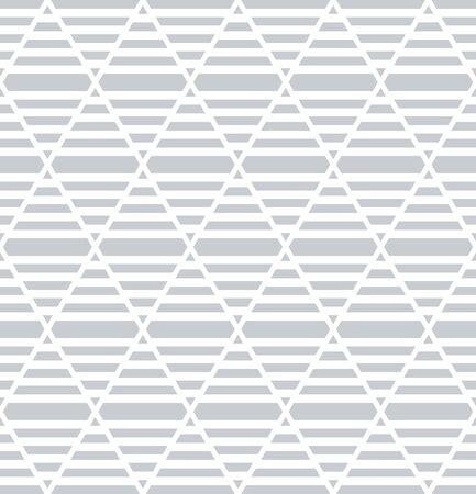 원활한 다이아몬드 패턴입니다. 스트라이프 기하학적 질감입니다. 벡터 아트입니다.