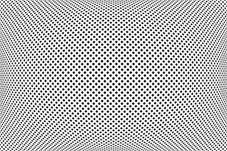 Abstract checked dots texture.