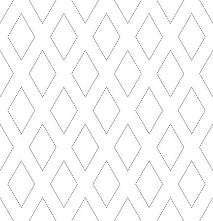 원활한 다이아몬드 패턴입니다. 형상 텍스처입니다. 벡터 아트입니다.