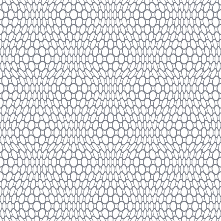 Seamless laced pattern. Netting texture Vector art.