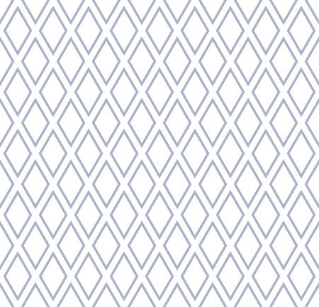 Seamless diamonds pattern. Geometric texture. Illustration