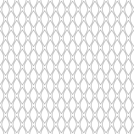 Seamless pattern. Abstract simple geometric texture. Vector art.