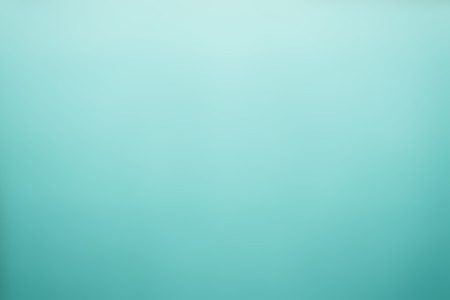 Turquoise aqua color. Abstract gradient background. Illusstration. Stock Photo