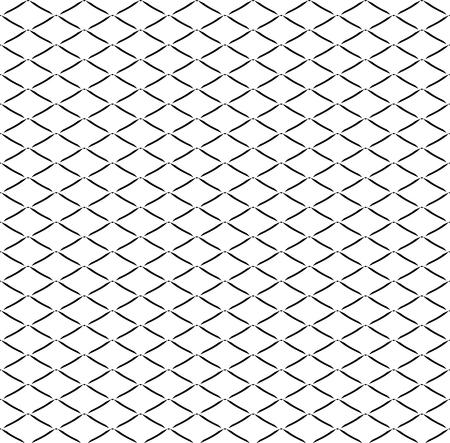Seamless pattern in fish scale design. Vector art. 일러스트
