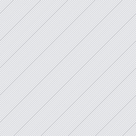 Nahtloses diagonales Nadelstreifenmuster. Gestreifte Linien Textur. Vektorgrafiken.