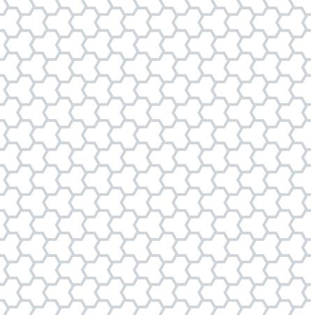 Seamless geometric polygonal pattern. Vector art.