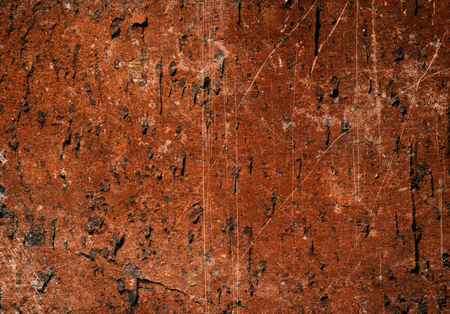 Grunge texture. Scratches and spots on rough surface.