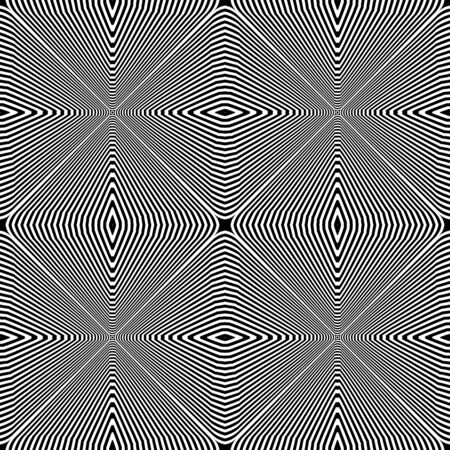 Seamless checked pattern. Geometric texture. Vector art.