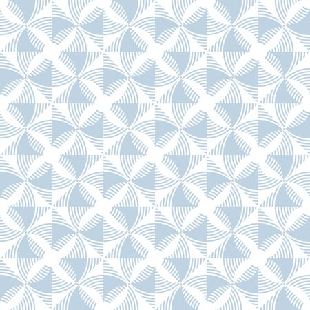 Seamless pattern. Abstract geometric texture. Vector art.