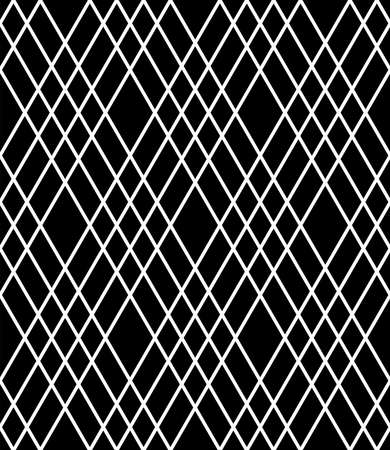 Abstract seamless geometric pattern with lines texture. Vector art. Illustration