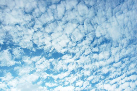 back ground: blue sky back ground white cloud
