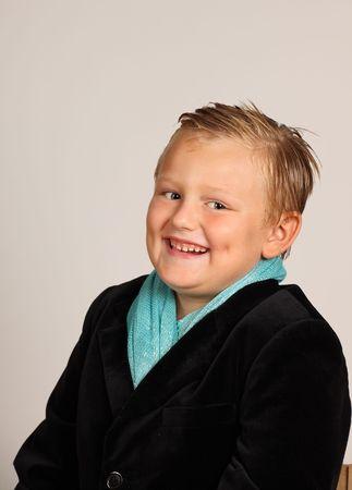 handsom: Handsom ruso joven sonriente, disparo de estudio