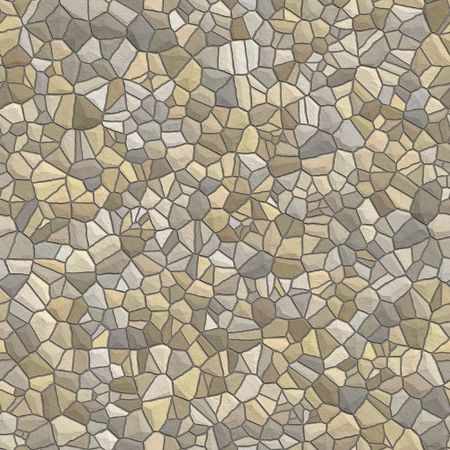 Stone seamless texture Stock Photo