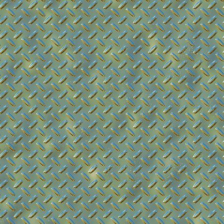 diamond plate: 3d diamond plate metal seamless surface background texture