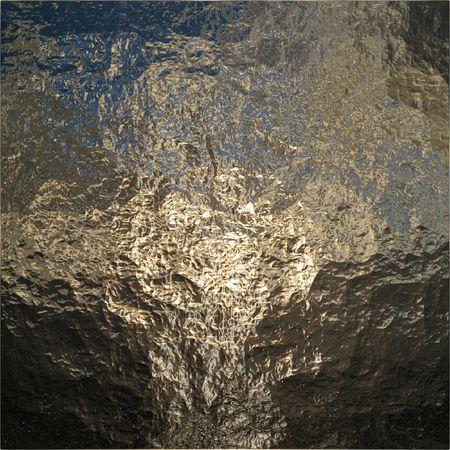 Trama di sfondo metallo cromato Archivio Fotografico - 6217800