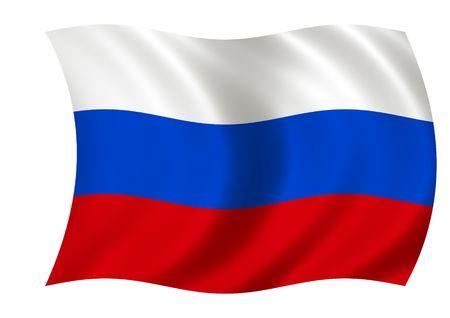 Vlag van Russische Federatie