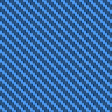intertwined: Seamless texture of intertwined color strings