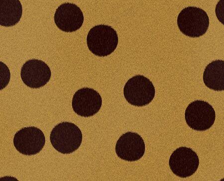 Illustration of cheetah fur, seamless illustration