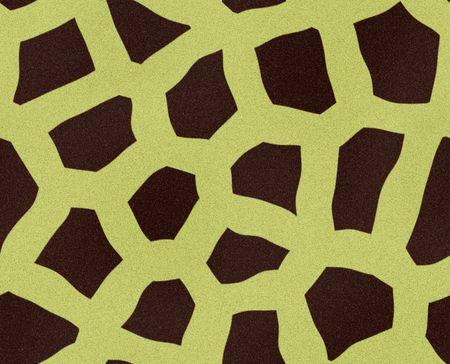 Ilustración de las pieles de jirafa, transparente  Foto de archivo - 6646921