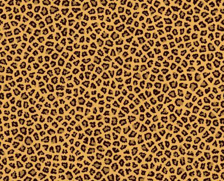 Afbeelding van de luipaard bont, naadloze