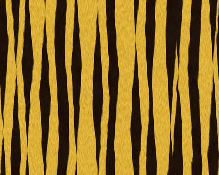 Illustration of tiger fur, seamless (see more in my collection) illustration
