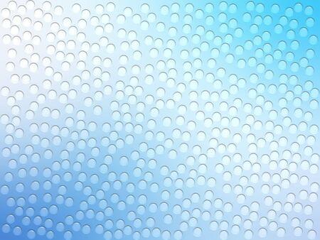 wetness: Champagne bubbles illustration background