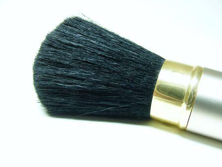 goldy: Goldy brush Stock Photo