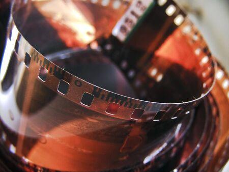 Rolled film