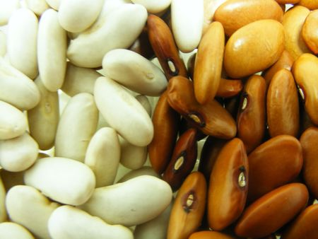 ingridients: Colored beans