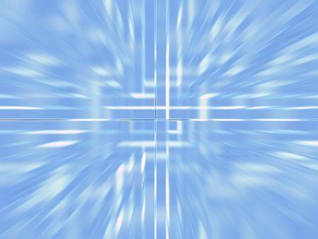 icey: Light blue techno background...