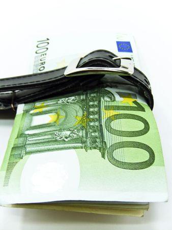 Belt & money