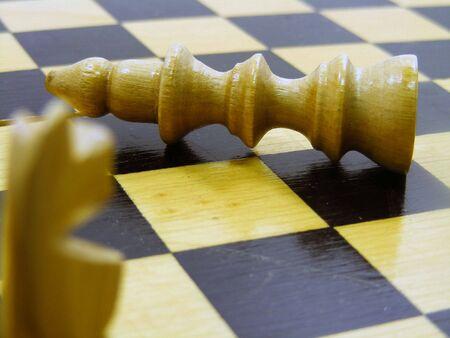 gamesmanship: Ajedrez plan  Foto de archivo
