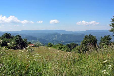 Beautiful landscape Stock Photo - 3318459