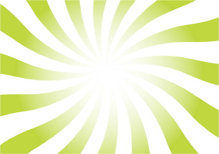 Sunburst vector illustration