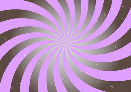 Pink  swirl photo