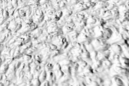 ice surface: Ice planet surface Stock Photo