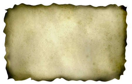 Blank old paper photo