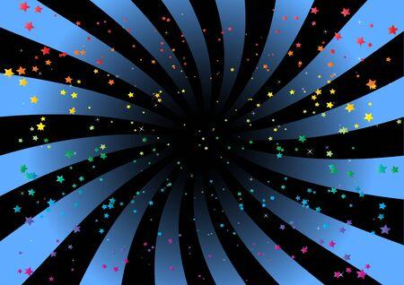 hyper: Stars and glitters