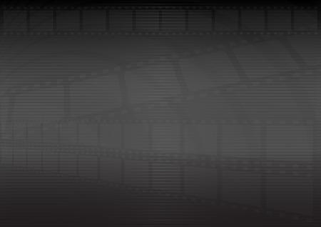 Film template - Cinema background design layout  Stock Vector - 8167868