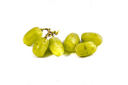 Grapes are a non-climacteric type of fruit, generally occurring in clusters.