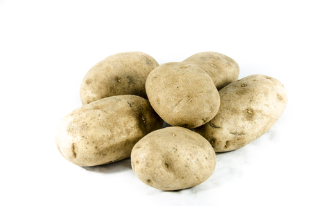 The potato is a starchy, tuberous crop from the perennial nightshade Solanum tuberosum. The word